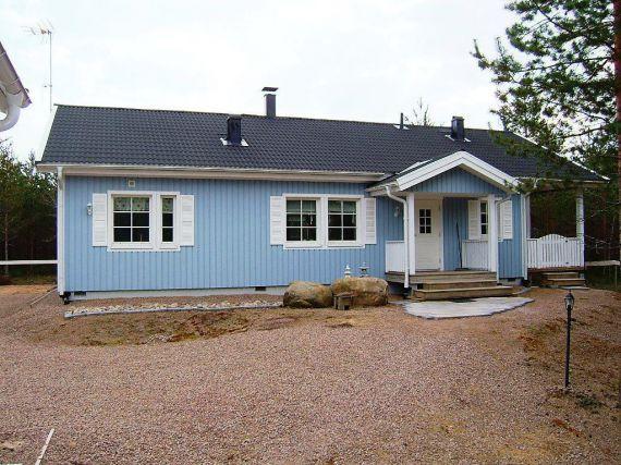 Дом в Порво, Финляндия, 101.5 м2 - фото 1