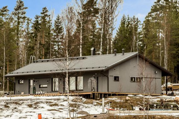 Дом в Порво, Финляндия, 8290 м2 - фото 1