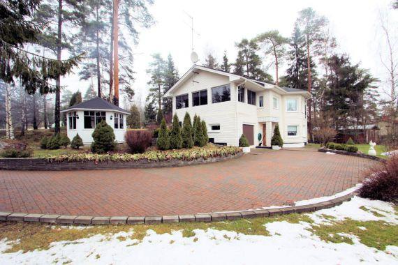 Дом в Порво, Финляндия, 2860 м2 - фото 1