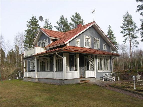 Дом в Порво, Финляндия, 180 м2 - фото 1