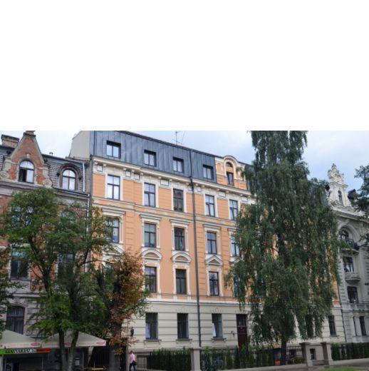Квартира в Риге, Латвия, 80 м2 - фото 1
