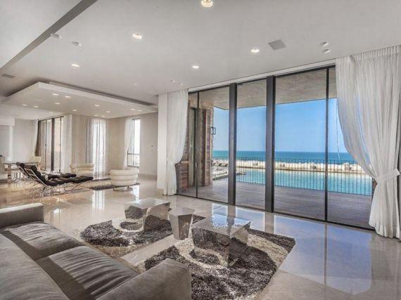 Апартаменты в Тель-Авиве, Израиль, 530 м2 - фото 1