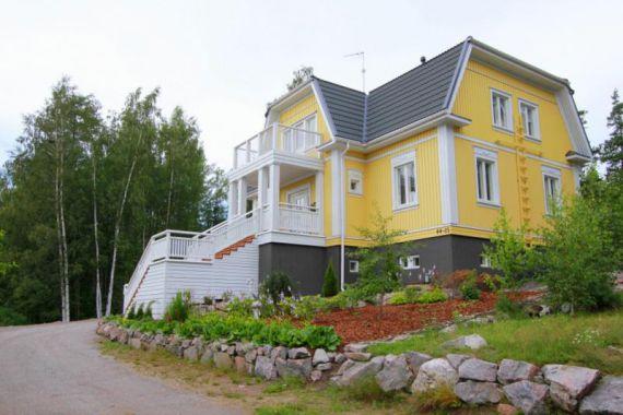 Дом в Порво, Финляндия, 3000 м2 - фото 1