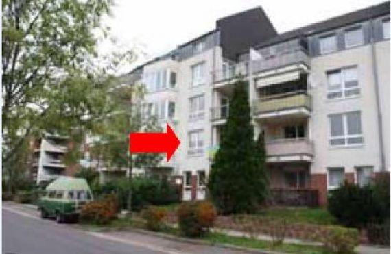 Квартира в Дюссельдорфе, Германия, 35 м2 - фото 1