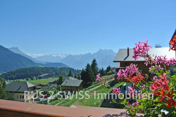 Шале в Лезене, Швейцария, 256 м2 - фото 1