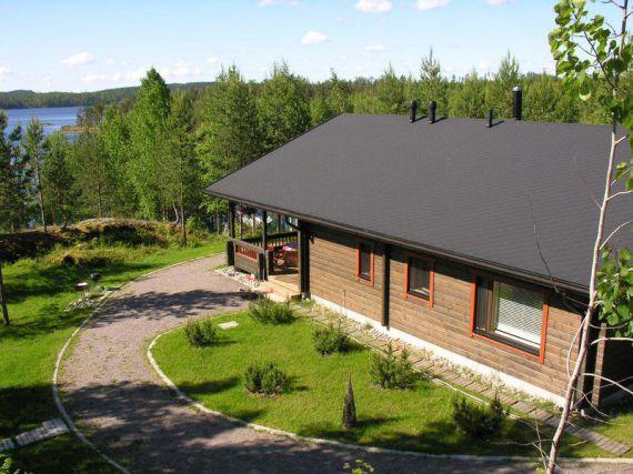 Коттедж в Савонлинне, Финляндия, 124 м2 - фото 1