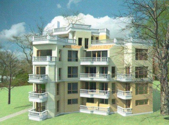 Апартаменты в Варне, Болгария, 47.69 м2 - фото 1