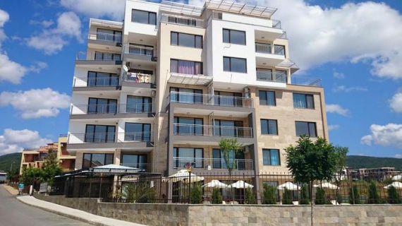 Апартаменты в Святом Власе, Болгария, 42.69 м2 - фото 1