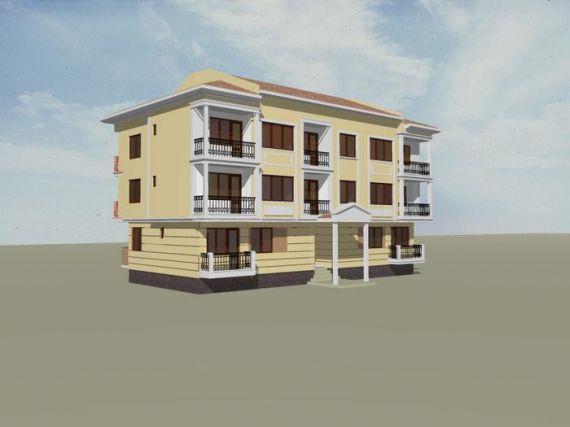 Апартаменты в Поморие, Болгария, 28.5 м2 - фото 1