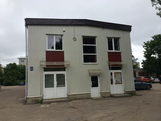 Офис в Риге, Латвия, 812.8 м2 - фото 1