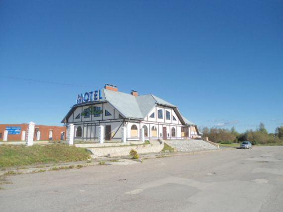 Отель, гостиница в Риге, Латвия, 1225 м2 - фото 1