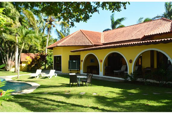 Особняк в Кабарете, Доминиканская Республика, 1538 м2 - фото 1