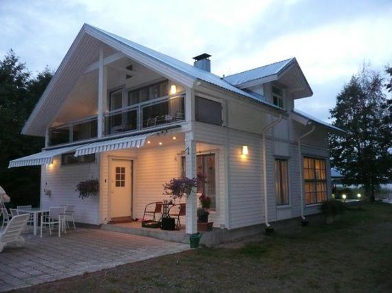 Коттедж в Лахти, Финляндия, 4450 м2 - фото 1