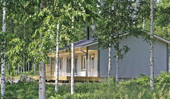Дом в Пункахарью, Финляндия, 1996 м2 - фото 1