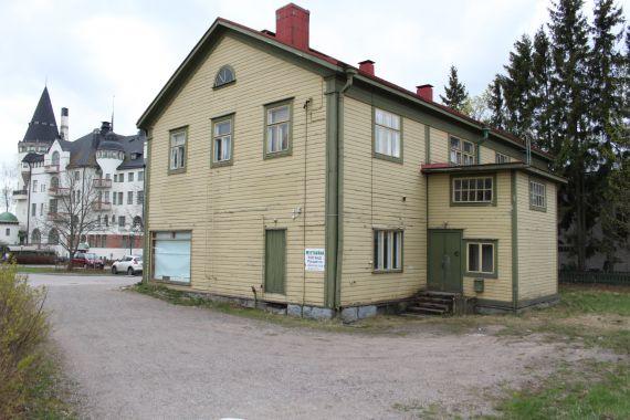 Инвестиционный проект в Иматре, Финляндия, 410 м2 - фото 1