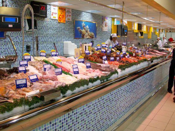 Магазин в Малаге, Испания, 2609 м2 - фото 1