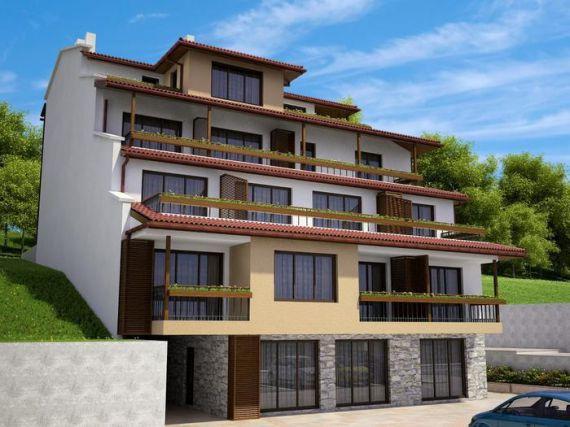 Апартаменты в Созополе, Болгария, 57.75 м2 - фото 1