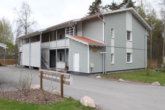 Апартаменты в Лаппеенранте, Финляндия, 60 м2 - фото 1