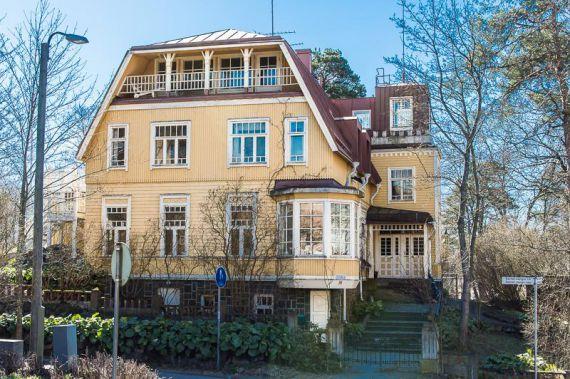 Дом в Хельсинки, Финляндия, 301 м2 - фото 1