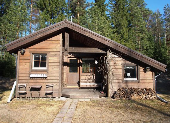 Коттедж в Турку, Финляндия, 7800 м2 - фото 1
