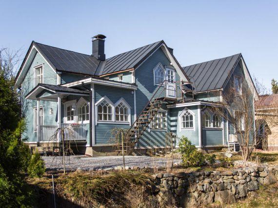 Дом в Васа, Финляндия, 1104 м2 - фото 1