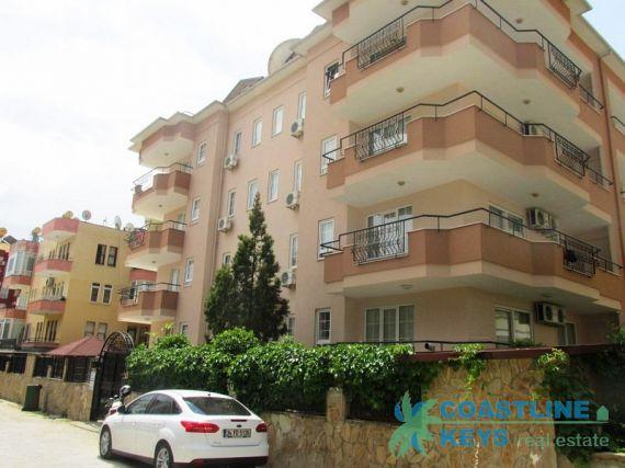 Апартаменты в Аланье, Турция, 85 м2 - фото 1