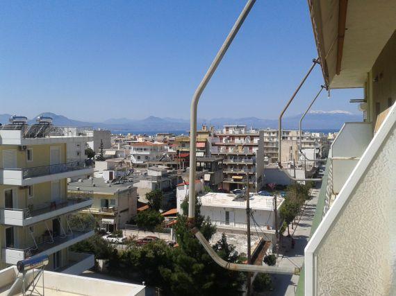 Квартира в Лутраки, Греция, 45 м2 - фото 1