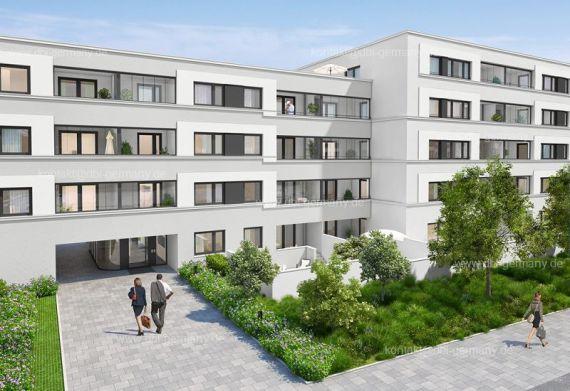 Квартира в Мюнхене, Германия, 53.09 м2 - фото 1