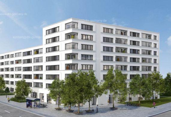 Квартира в Мюнхене, Германия, 80.58 м2 - фото 1