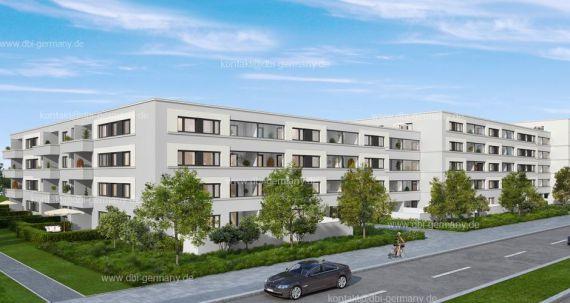 Квартира в Мюнхене, Германия, 57.74 м2 - фото 1