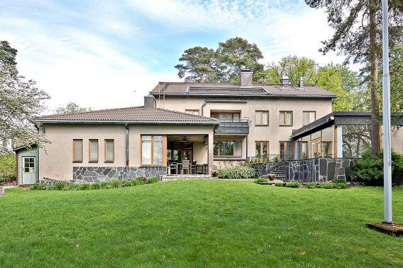 Дом в Хельсинки, Финляндия, 1850 м2 - фото 1