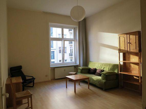 Квартира в Берлине, Германия, 51 м2 - фото 1