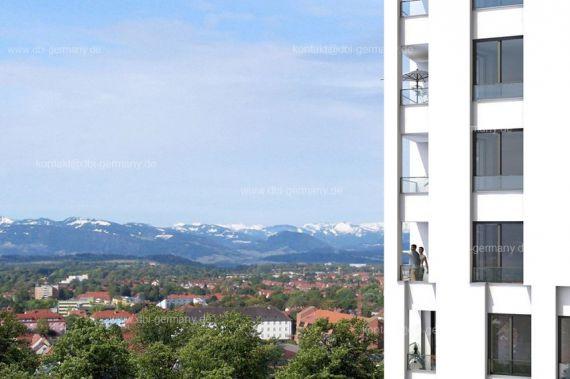 Квартира в Мюнхене, Германия, 68 м2 - фото 1