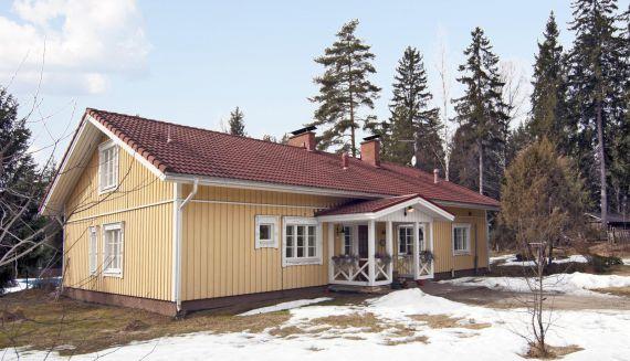 Коттедж в Тампере, Финляндия, 238 м2 - фото 1