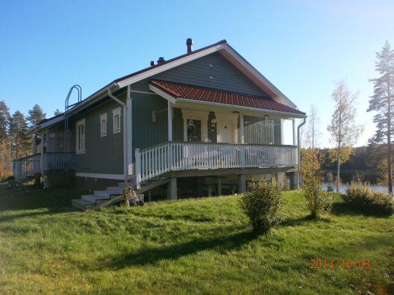 Дом в Куопио, Финляндия, 248 м2 - фото 1