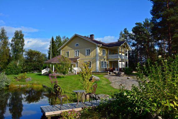 Дом в Тампере, Финляндия, 385.5 м2 - фото 1