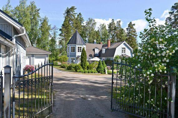 Дом в Васа, Финляндия, 320 м2 - фото 1