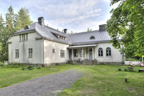Дом в Урьяла, Финляндия, 360 м2 - фото 1