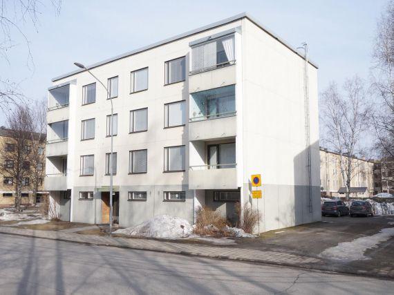 Квартира в Йоэнсуу, Финляндия, 101.5 м2 - фото 1