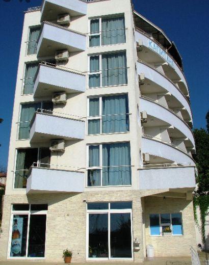 Отель, гостиница в Варне, Болгария, 890 м2 - фото 1