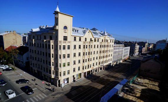 Апартаменты в Риге, Латвия, 165 м2 - фото 1
