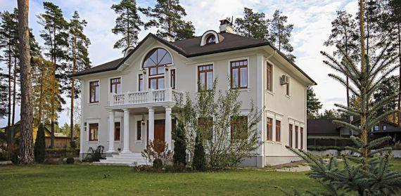 Вилла в Гаркалнском крае, Латвия, 2151 м2 - фото 1