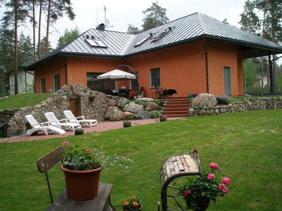 Дом в Гаркалнском крае, Латвия, 1500 м2 - фото 1