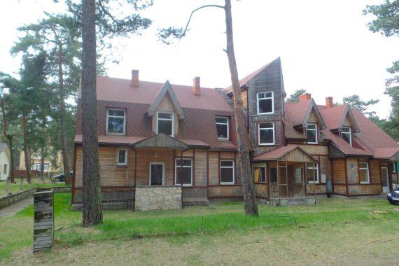 Дом в Юрмале, Латвия, 1190 м2 - фото 1