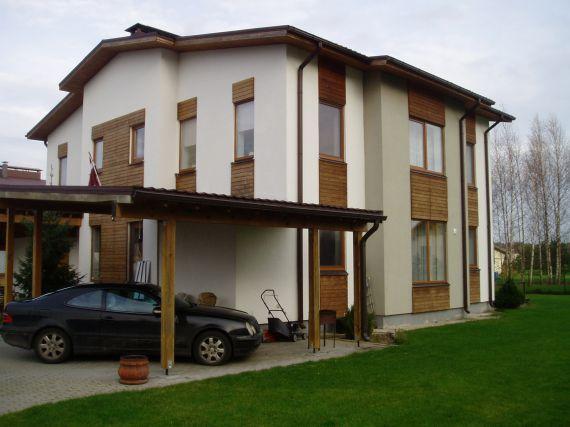 Дом в Бабитском крае, Латвия, 600 м2 - фото 1