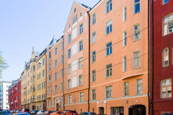 Квартира в Хельсинки, Финляндия, 49.5 м2 - фото 1