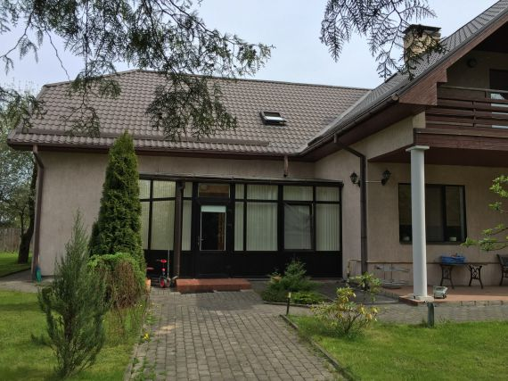 Дом в Царникавском крае, Латвия, 360 м2 - фото 1