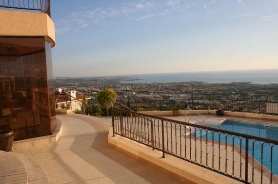 Вилла в Пафосе, Кипр, 800 м2 - фото 1