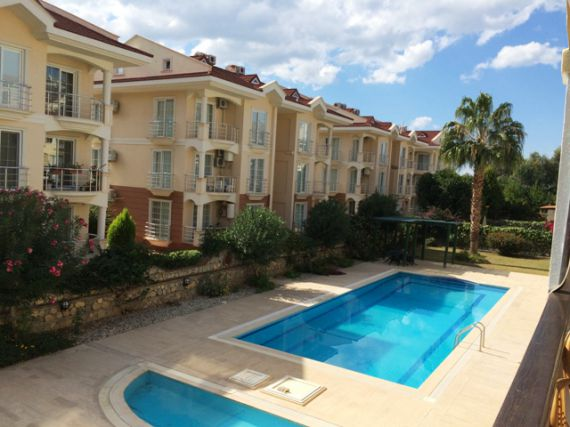 Апартаменты Фетхие, Турция, 120 м2 - фото 1