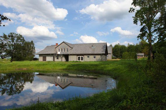 Дом в Кулдигском крае, Латвия, 576 м2 - фото 1